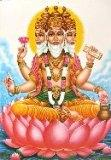 Brahma is the creator of the universe and of all beings,