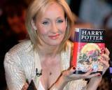 JK Rowling, Horry Potter